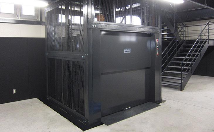 簡易昇降機-倉庫