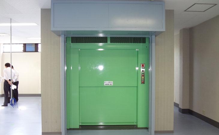 兵庫県の倉庫