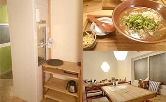 飲食店(うどん/居酒屋)のダムエーター