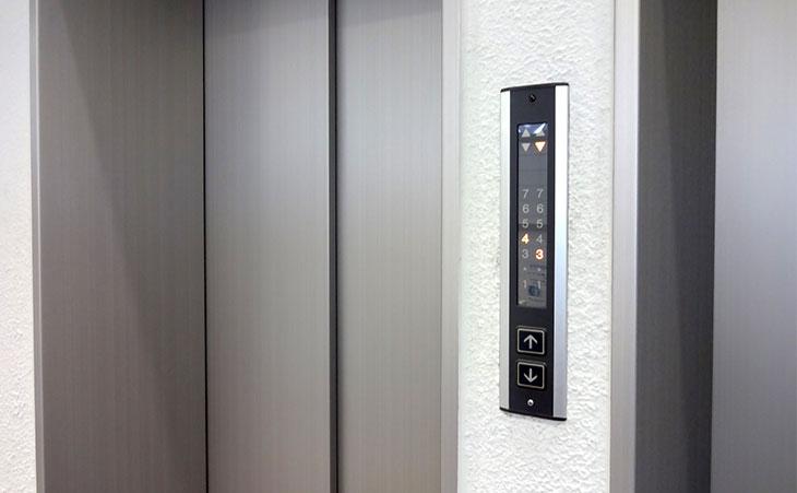 エレベーターと建築基準法