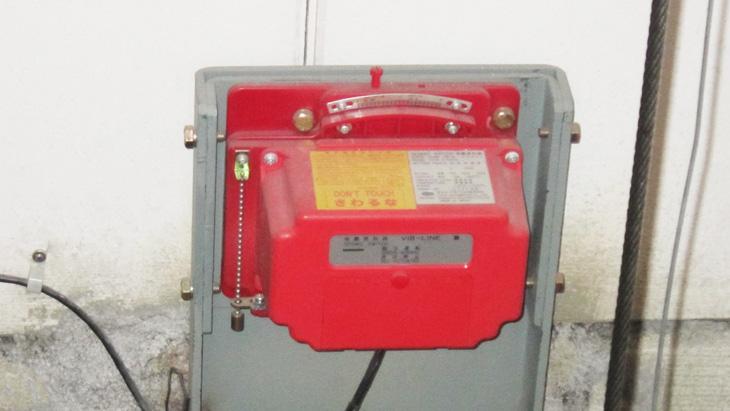 地震時管制運転装置