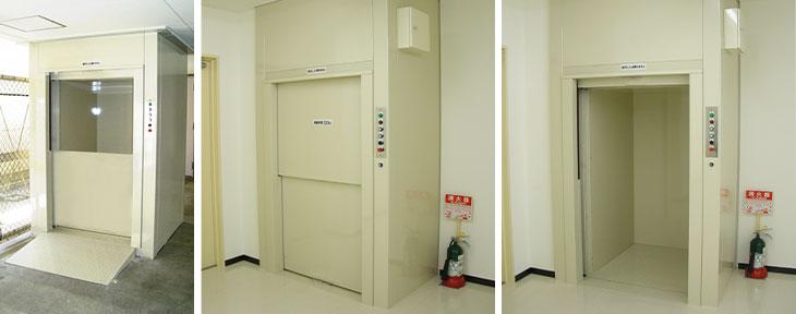 神戸市-工場用リフト