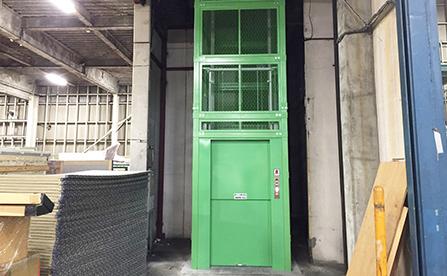 ハイパーリフト・奈良県の倉庫