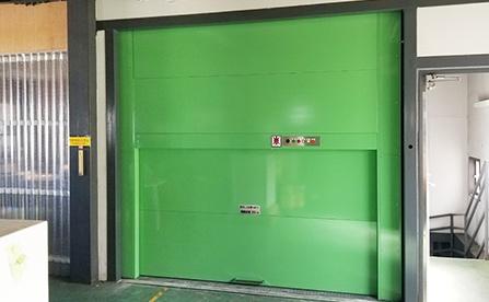 ハイパーリフト・埼玉県の倉庫