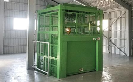ハイパーリフト・千葉県の倉庫