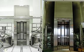 食品工場リフト・京都府の食品工場