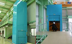 リフト・静岡県の製造工場