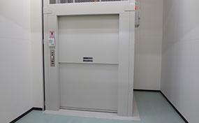 リフト事例・福岡県の食品工場