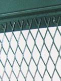 ハイパーリフトの外装-エキスパンドメタル