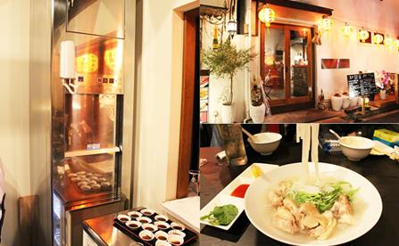 大阪市中央区の飲食店