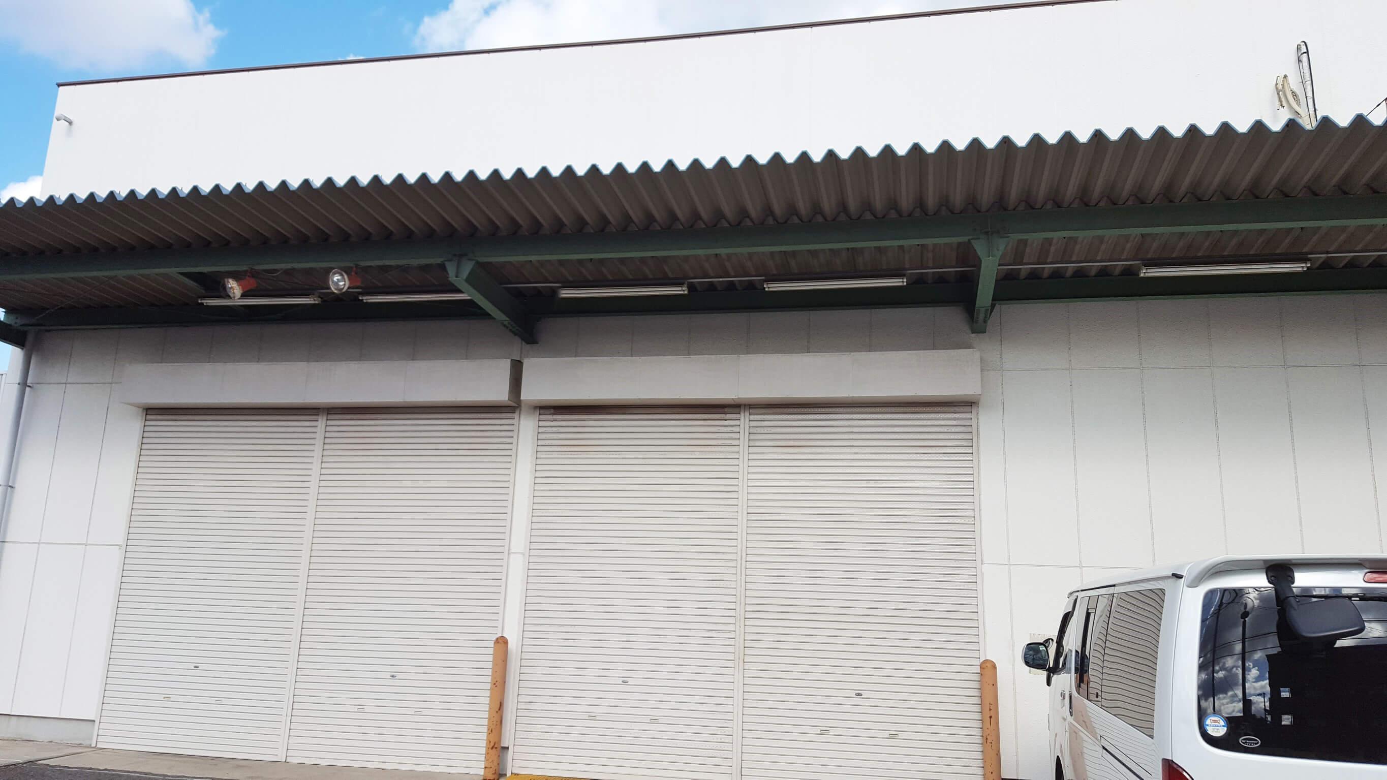 倉庫兼事務所