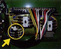 ピラリフターの過負荷制御装置